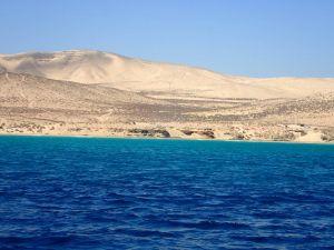 dune lagune les couleurs sont vraies!!