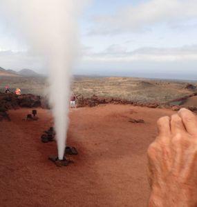 lanzarotte geyser
