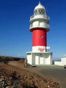 Le phare de San Sébastian