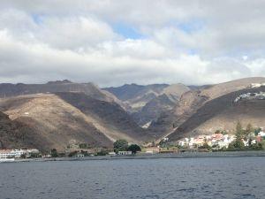 la Gomera vallée