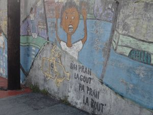 mur scolaire