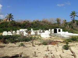 cimetière de la plage