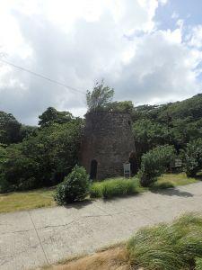 moulin propulsion esclaves