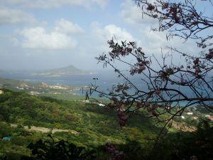 Petite Martinique vue de Carriacou